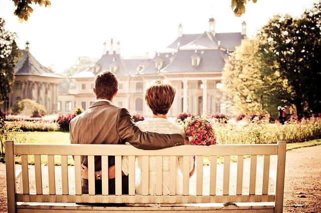 szczęście w swoim małżeństwie