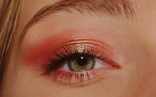 Jesienny makijaż